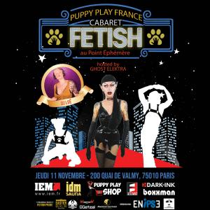 2021-11-11 - Week-end Puppy France - Cabaret Fetish