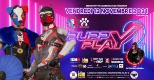 2021-11-12 - Week-end Puppy France - IDM Puppy Play 2
