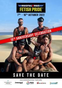 2022-10-07 - Maspalomas Festish PRIDE