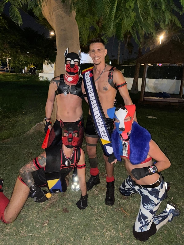 Elections : Mister Puppy & Fetish 2021